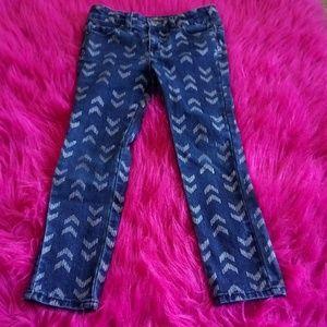Lucky Brand kids zoe legging jeans